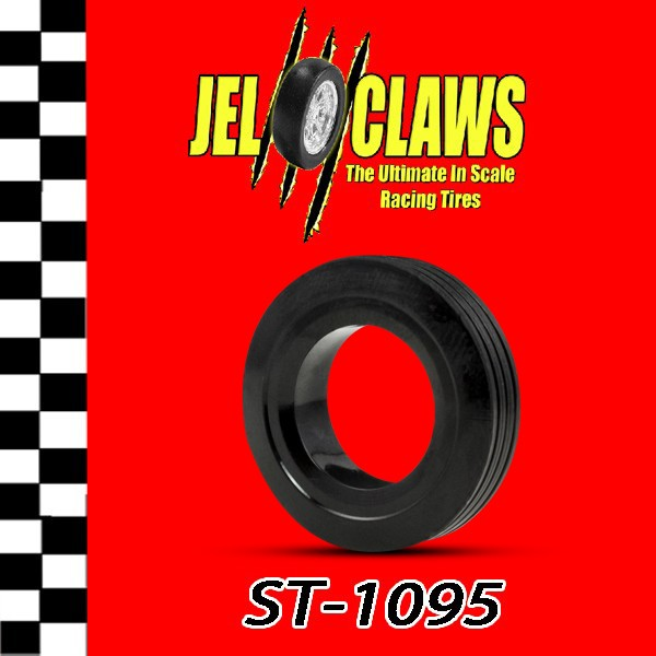 Tires for Marx Open Wheel Racing Cars