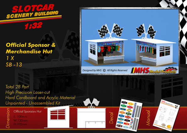 MHS Official Sponsors Merchandise Hut 1x