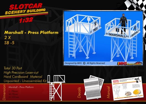 MHS Marshall - Press Platform 2X