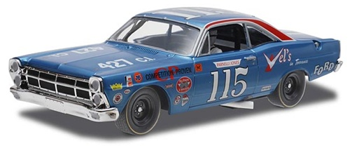 '67 Ford Fairlane NASCAR #115 Parnelli Jones LE Slot 1:32