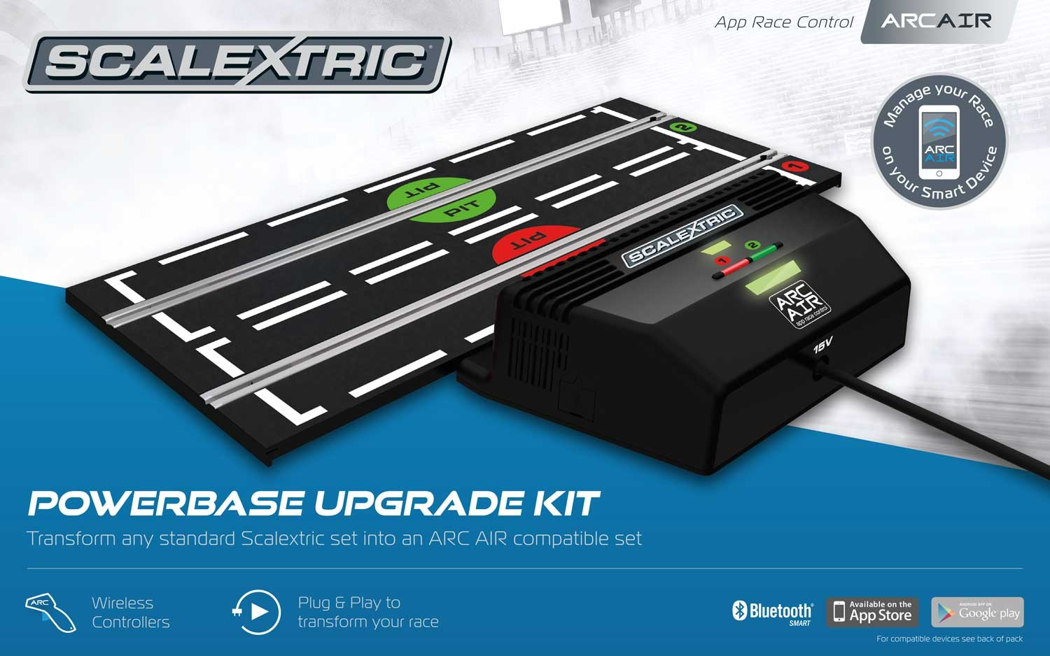 1/32 ARC AIR Powerbase Upgrade Kit