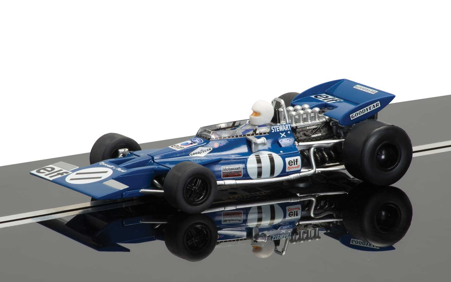 Legends Tyrrell F1 Jackie Stewart LE 1/32 Slot Car