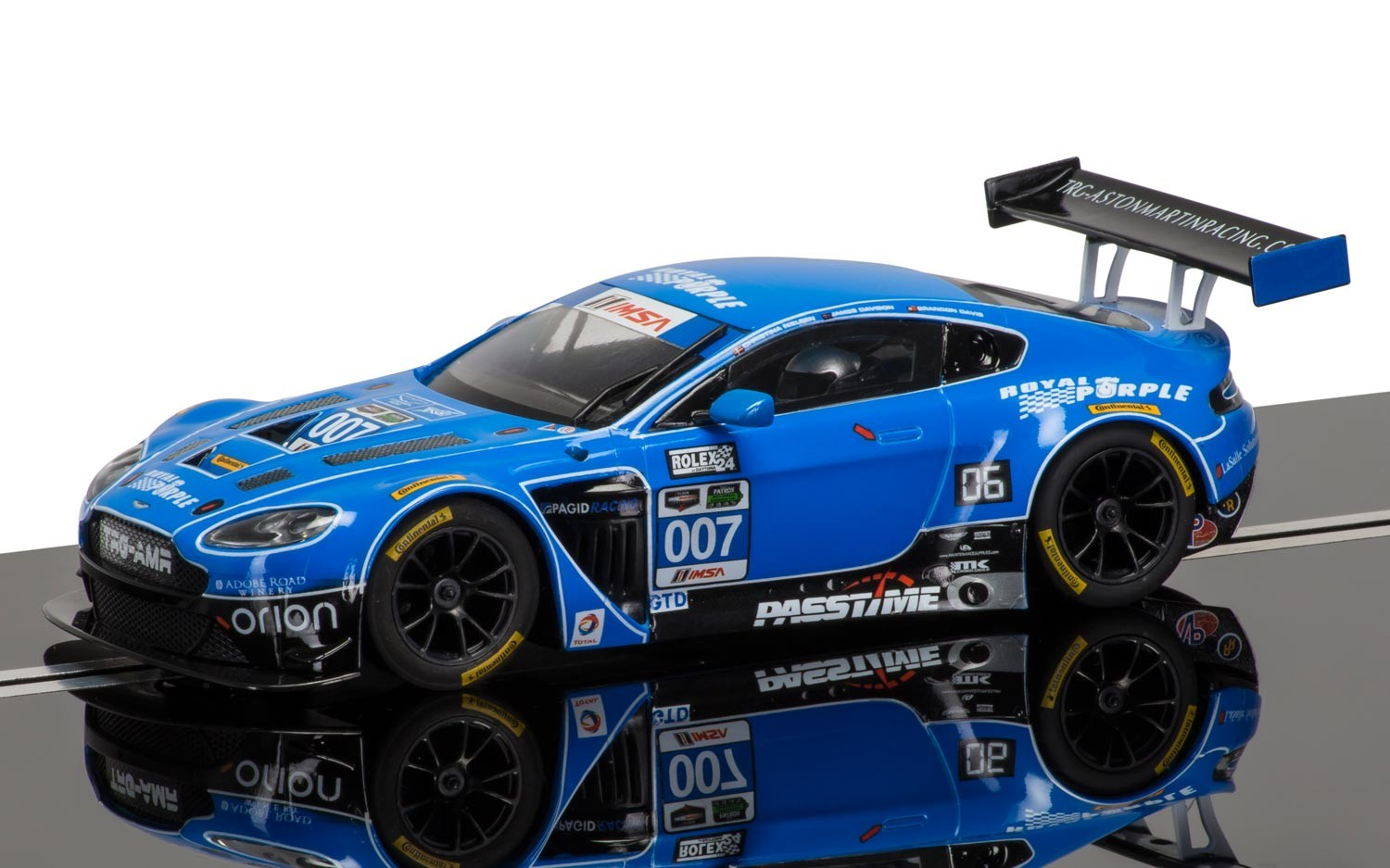 Aston Martin Vantage GT3 #007 1/32 Slot Car