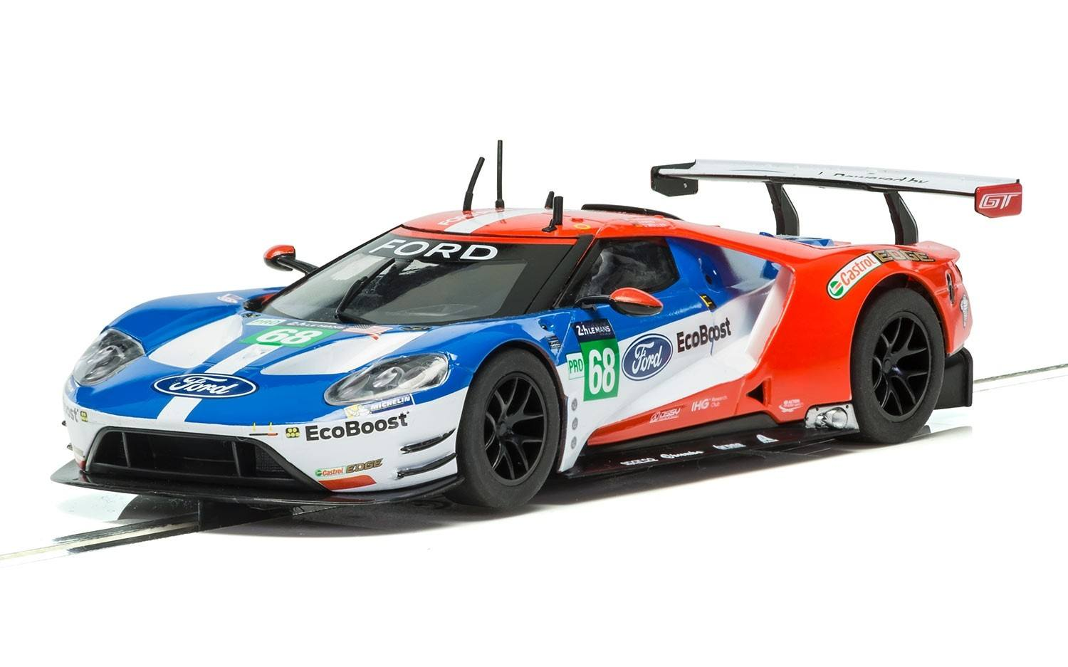 Ford GT - GTE Le Mans 2016 #66 1/32 Slot Car