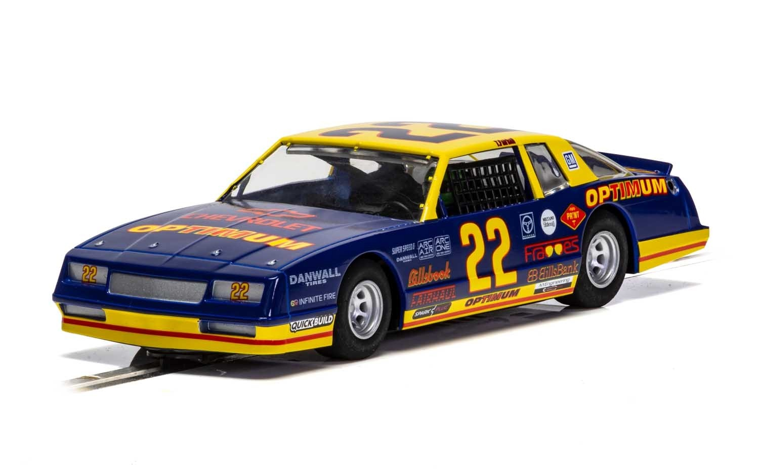 Chevrolet Monte Carlo 1986 - 'Optimum' No22 1/32 Slot Car