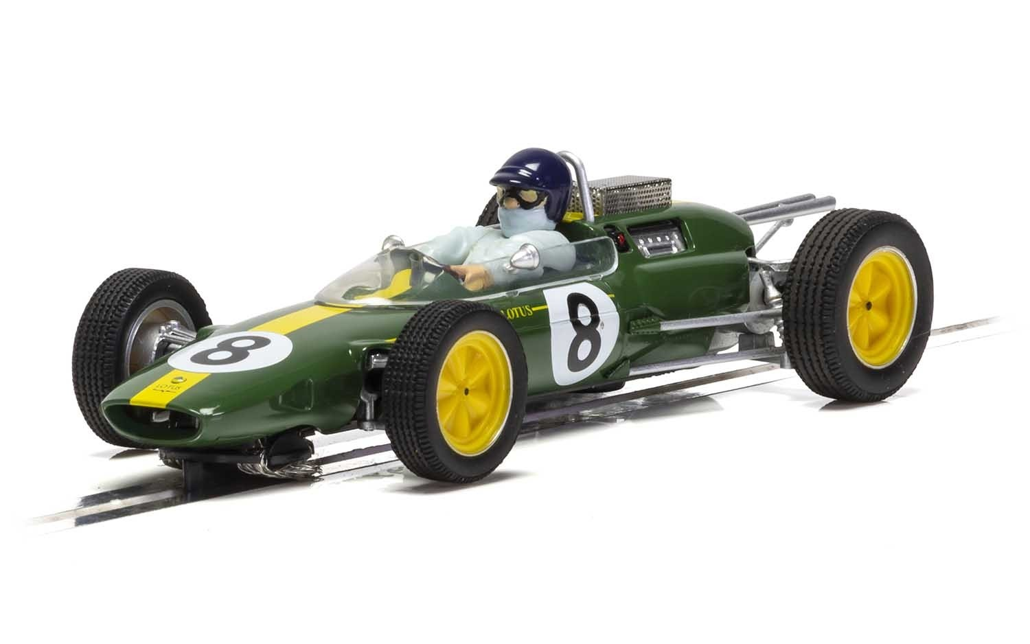 Lotus 25, Jim Clark Monza 1963 First World Championship 1/32 Slot Car