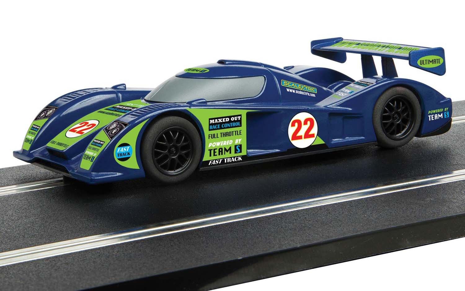 Start Endurance Car – 'Maxed Out Race control' 1/32 Slot Car