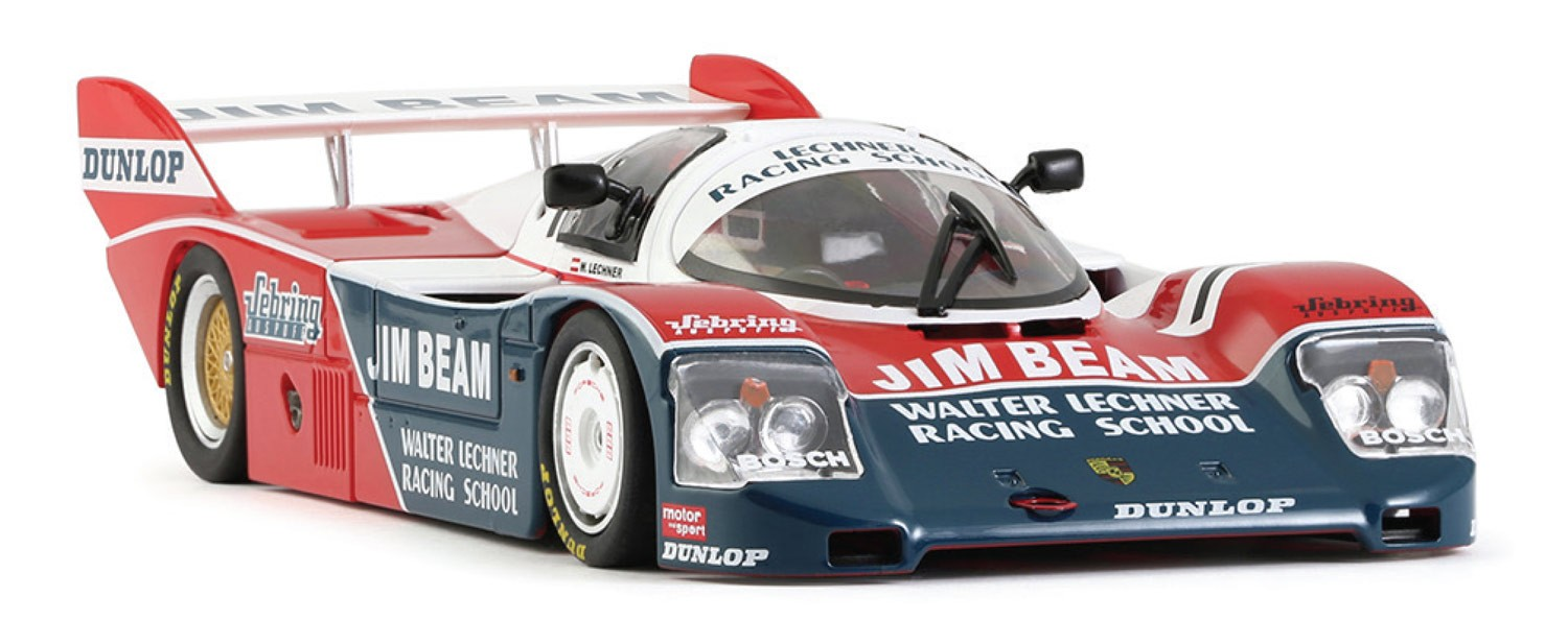 Porsche 962C KH 1990 'JIM BEAM' 1/32 Slot Car