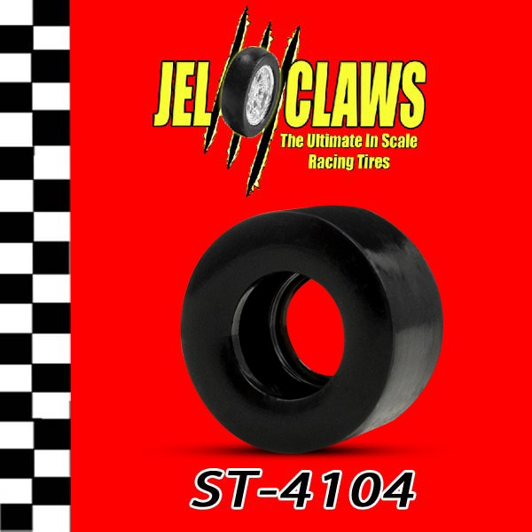 Tires for SCX Compact NASCAR