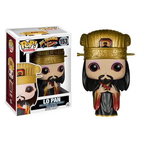 Big Trouble in Little China Lo Pan Pop! Vinyl Figure