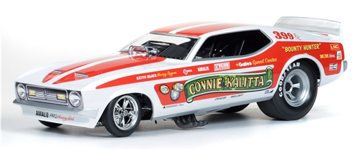 '72 Bounty Hunter Mustang Funny Car 1:18 Die Cast