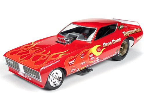 '71 Gene Snow Dodge Charger Funny Car 1:18 Die Cast