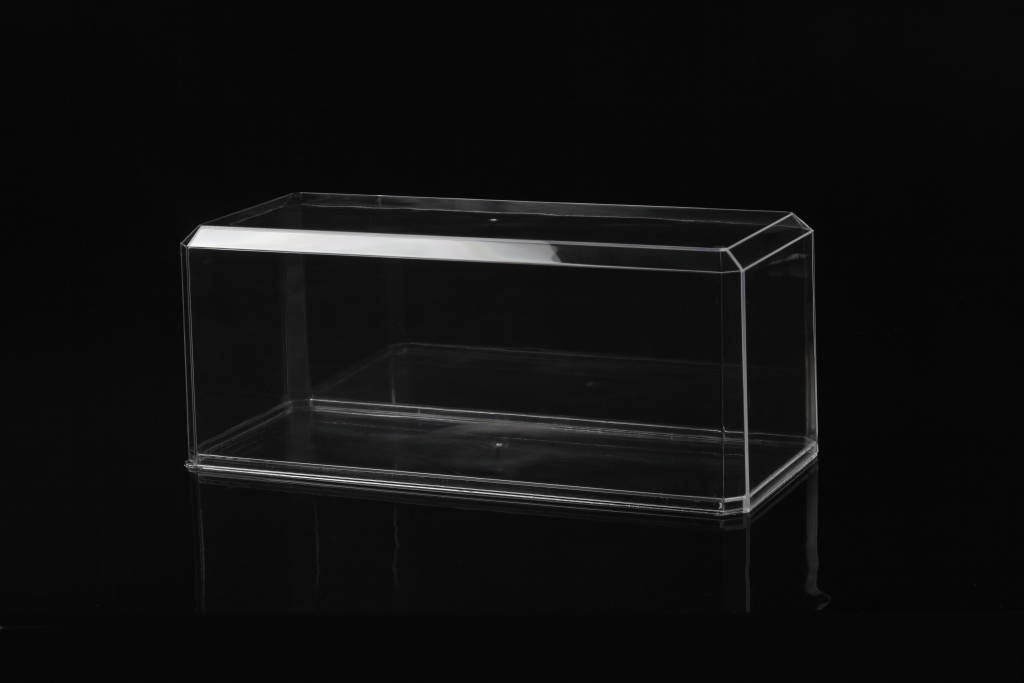 1/24 Crystal Clear Car Display Case (ea)