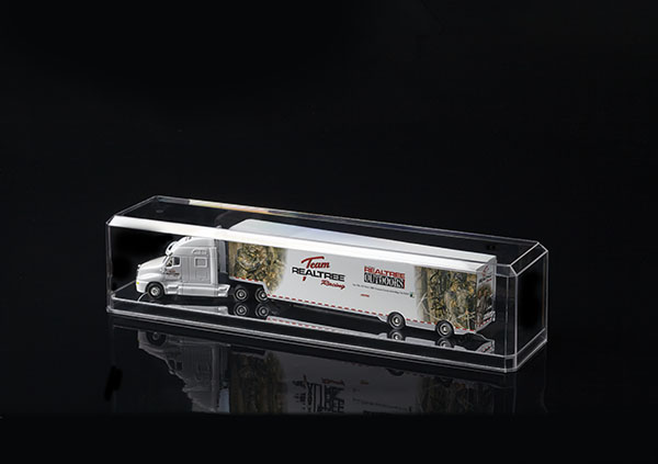 1/64 Crystal Clear Car Display Case (ea)