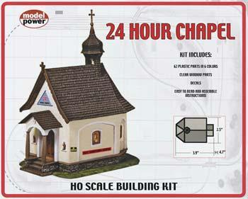 HO 24-Hour Chapel