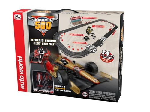 AW Indianapolis 500 14' Race Set