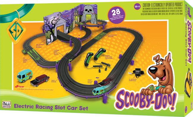 AW Scooby Doo Race Set