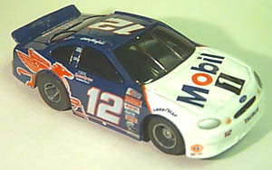"Ford Taurus ""Mobile 1"" #12 Stock Car"