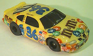 "Pontiac Grand Prix ""M&M's"" #36 Stock Car"