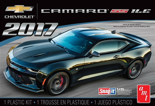 2017 Chevy Camaro 1LE (Snap) 1:25 Model Kit