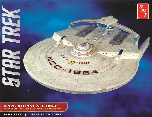 Star Trek U.S.S. Reliant 1:537 Model Kit