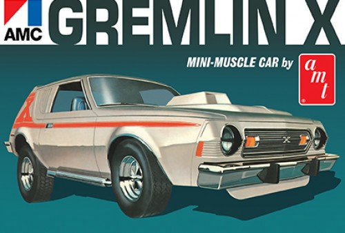 1974 AMC Gremlin X 1:25 Plastic Model Kit