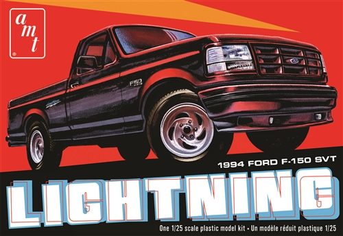 1994 Ford F-150 Lightning Pickup 1:25 Plastic Model Kit