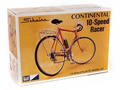 Schwinn Continental 10-Speed Bicycle 1:8 Scale Model Kit