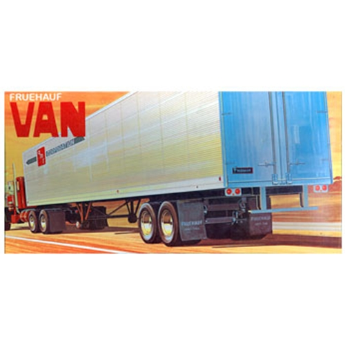 Fruehauf Van 1/25 Model Kit