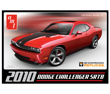 '10 Dodge Challenger SRT8 1/25 Model Kit
