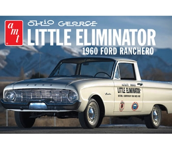 "1960 Ford Ranchero ""Ohio George"" 1/25 Model Kit"