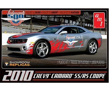 '10 Chevy Camaro RS/SS Indy Pace Car 1/25 Model Kit