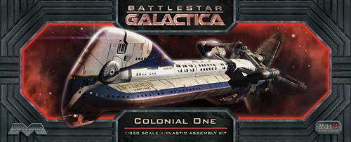 BSG Colonial One 1:350 Model Kit