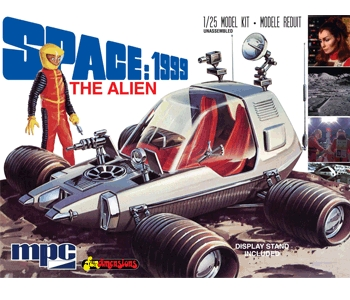 Space 1999: The Alien 1/25 Model Kit