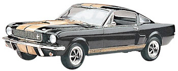 '66 Shelby Mustant GT-350H 1/24 Plastic Model Kit