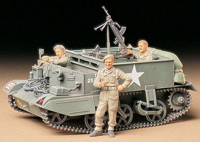British Universal Carrier mk.II 1/35 Plastic Model Kit