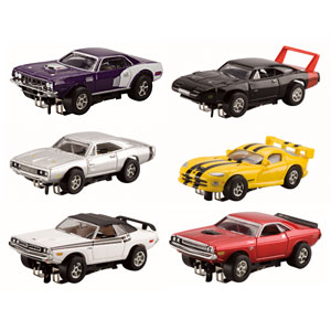 """Mopar Mania"" 6-Car Set"