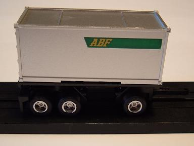 """ABF"" Pup Trailer"