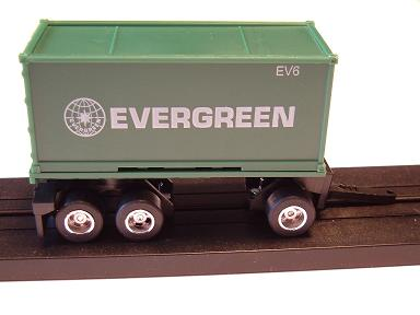 """Evergreen"" Pup Trailer"