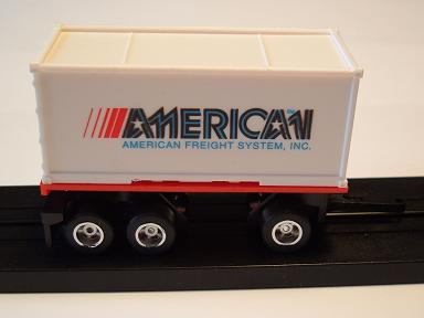 """American Freight"" Pup Trailer"