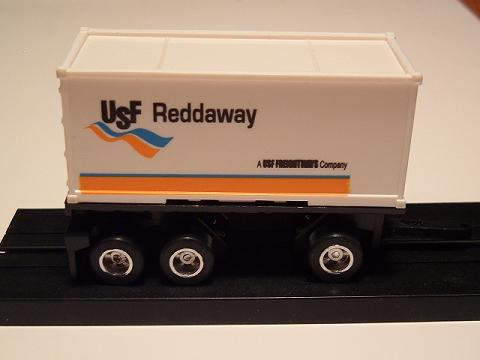 """USF Reddaway"" Pup Trailer"