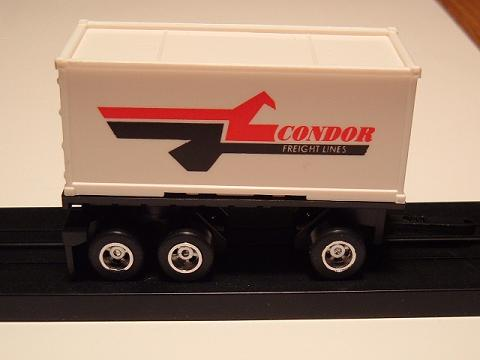 """Condor Freight Lines"" Pup Trailer"