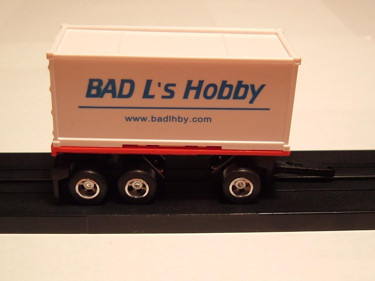 """BAD L's Hobby"" Pup Trailer"
