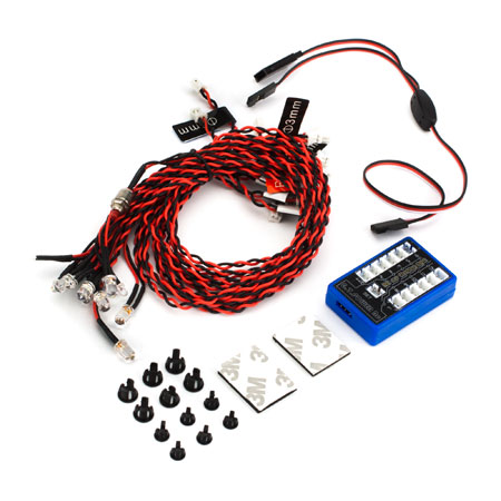GTP Complete LED Light Kit w/ Control Box