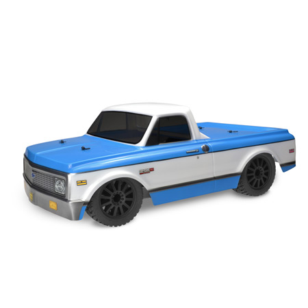 '72 Chevy C10 Scalpel Speed Run 1/10 Body