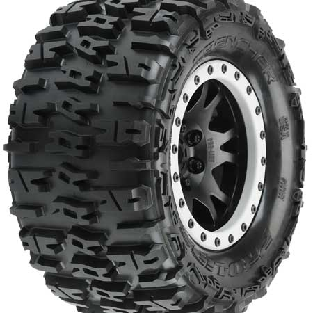 "Trencher 4.3"" MTD Impulse All Terrain Tires Mounted (2)"