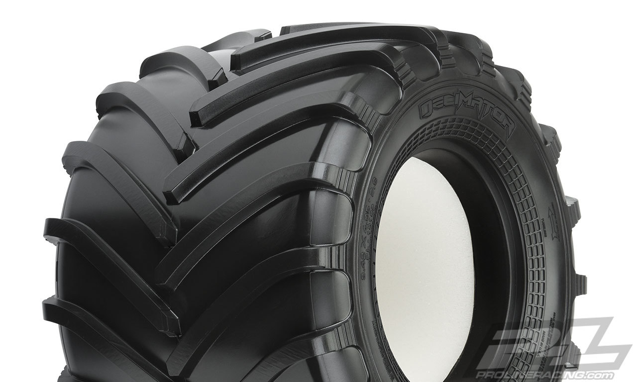 "Decimator 2.6"" M3 (Soft) All Terrain Tires"