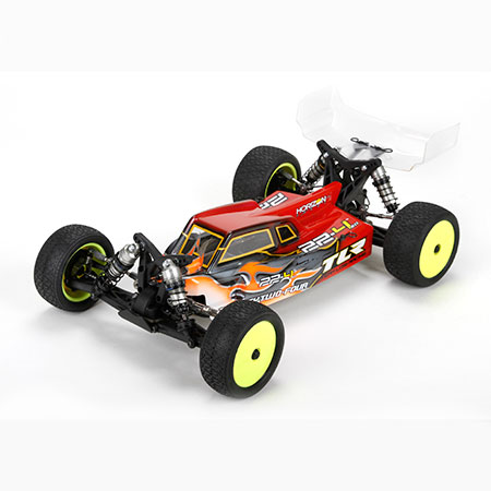 22-4 2.0 Race kit: 1/10 4WD Buggy