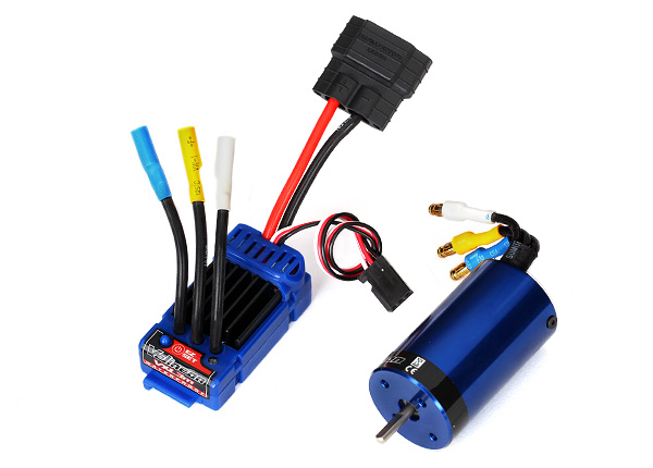 Velineon VXL-3m Waterproof Brushless Power System