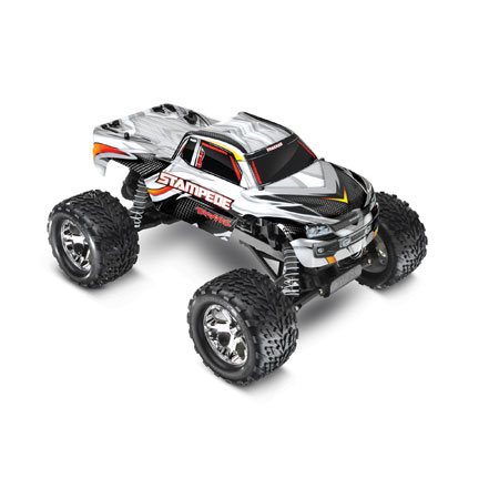 Stampede Monster Truck RTR w/ID, w/2.4Ghz, AC Charger